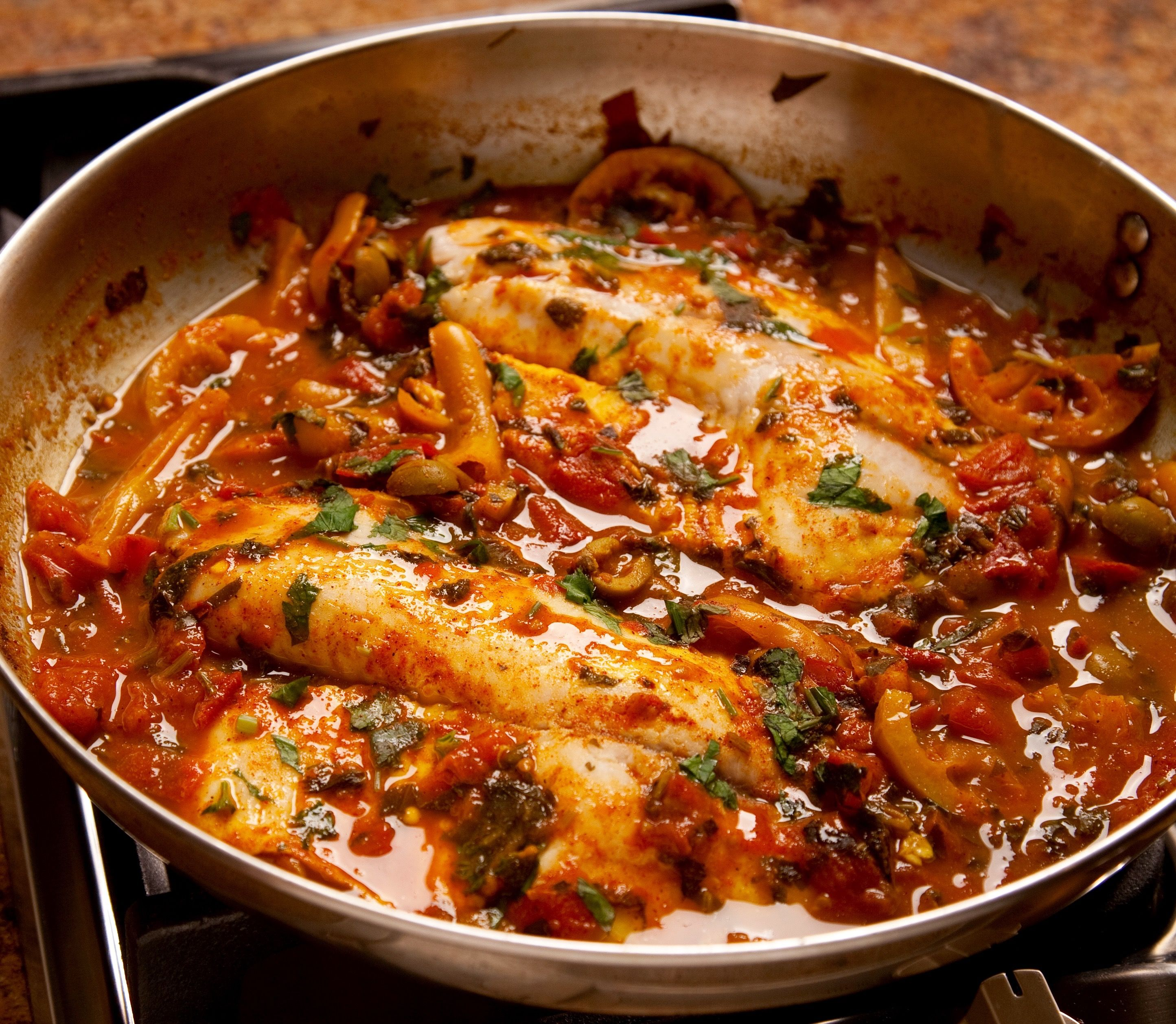 My Chraimi is excerpted from my latest cookbook, The Whole Foods Kosher Kitchen. Israelis affectionately call it chraimi, insisting that's what Moroccans ca