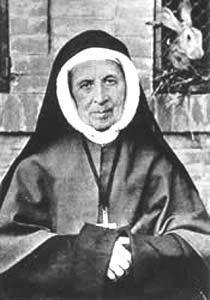 St. Marie Teresa Couderc -