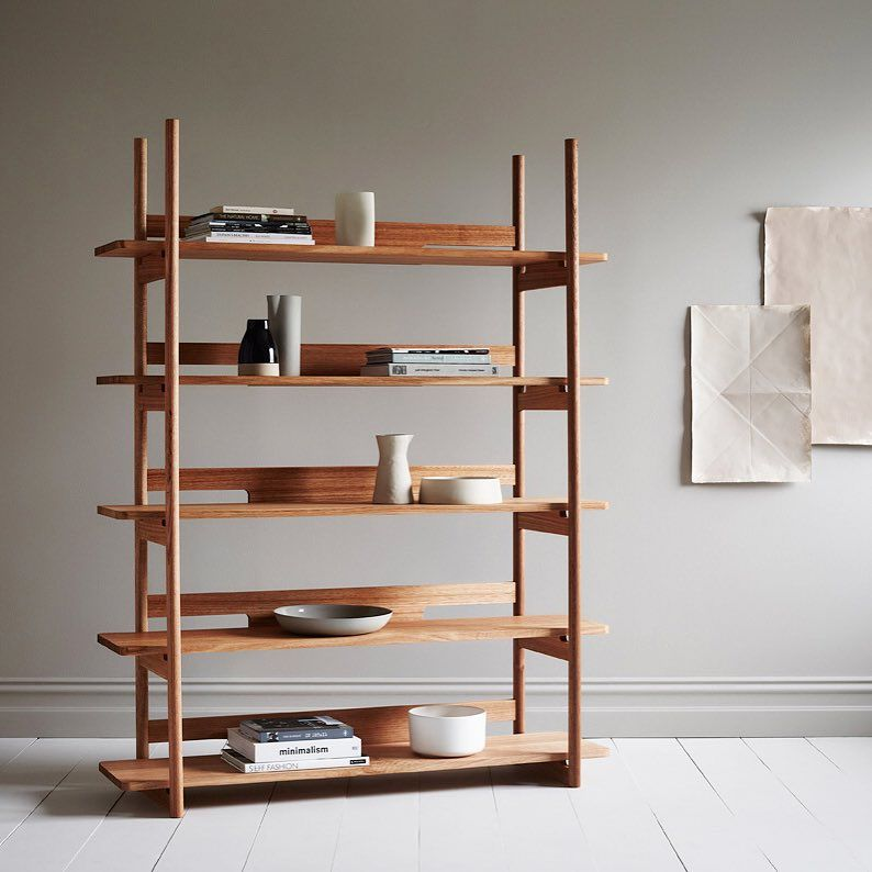 """Dana Tomic Hughes on Instagram: """"Beautiful timber shelf from #TIDEdesign's new collection. Styling by #RuthWelsby. Photo by #MikeBaker. #Yellowtrace #YellowtraceProductDesign #YellowtraceSpotlight #AustralianDesign http://www.yellowtrace.com.au/tide-design/"""""""
