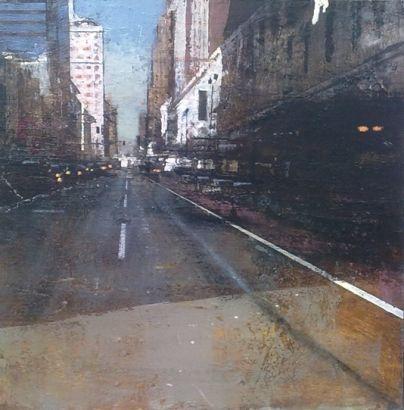 """""""Lights and Shadows, N.Y."""" - Alejandro Quincoces"""