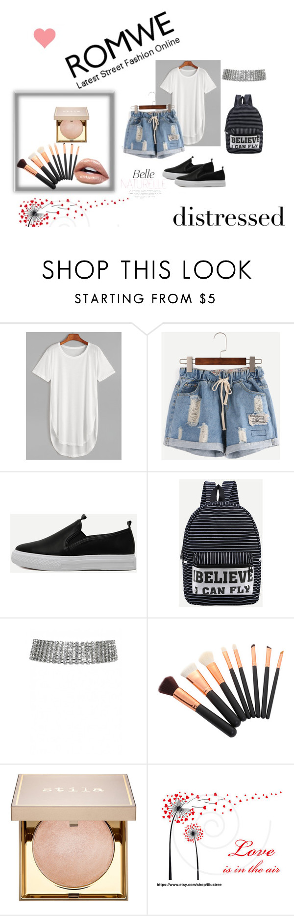 """Bez naslova #7"" by flawsome32 ❤ liked on Polyvore featuring Stila"