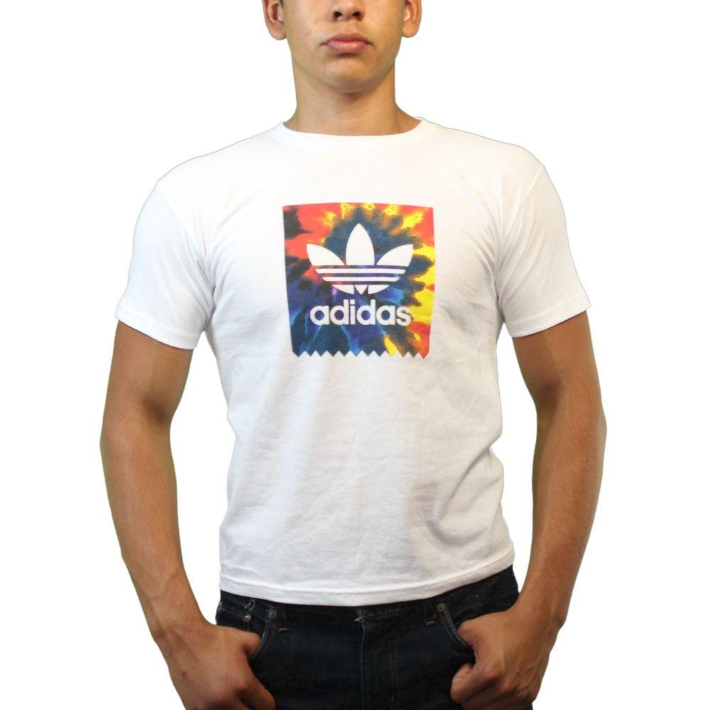 056fb4c0 Adidas Sunflower Blackbird Trefoil Junior's White T-shirt NEW Sizes M-XL # Adidas #Tshirt