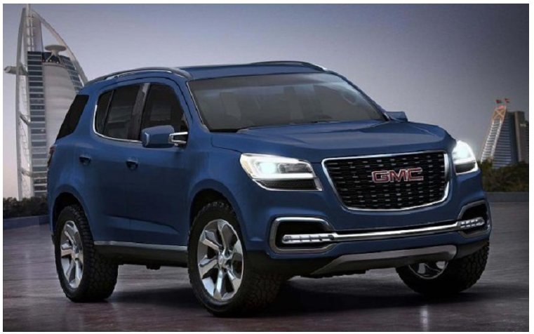 2018 GMC Envoy Specs, Rumor And Review | Stuff to Buy ...