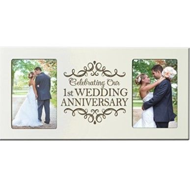 1st Year Anniversary Gift Ideas Perfect First Wedding Idea