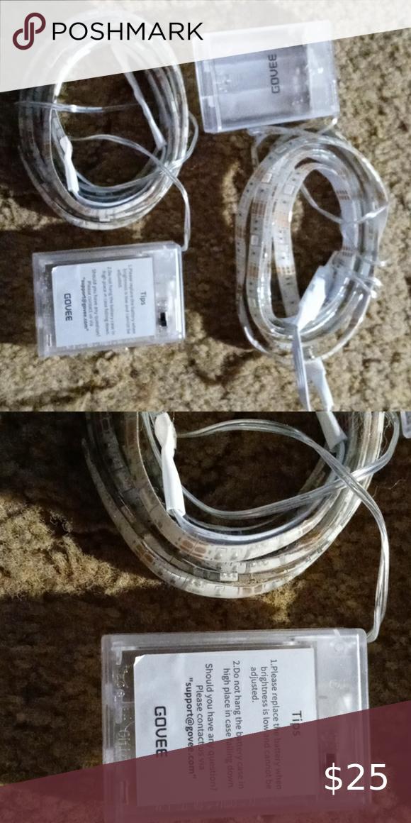 Govee Led Strip Lighting Led Strip Lighting Strip Lighting Led Strip