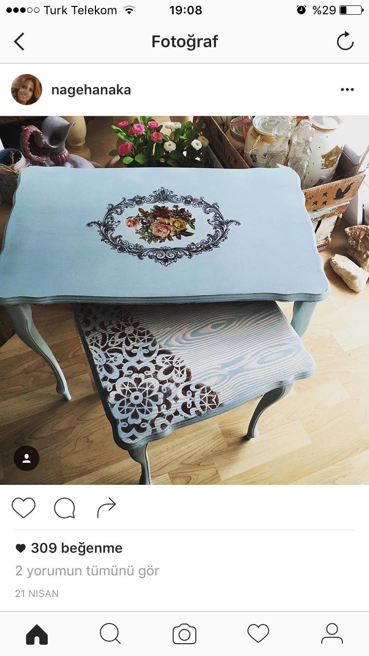 Pin de Liliam Viveros en Cosas para Pintar   Pinterest   Mesas ...
