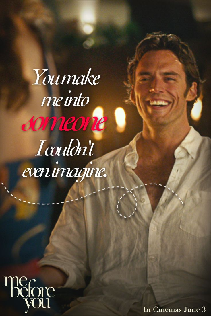 Me Before You Quotes A Love Unexpectedthey Never Could Have Predicted What Lay Ahead