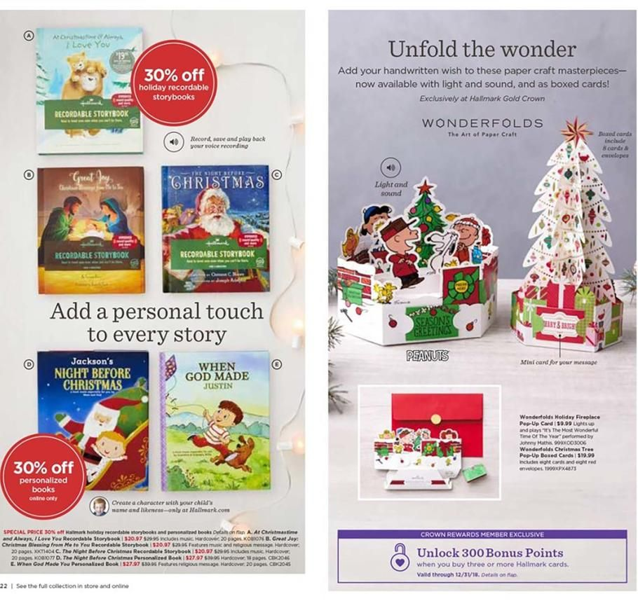 Hallmark Holiday Open House 2018 Ads and Deals Browse the