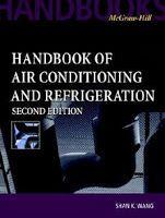 Handbook Of Air Conditioning And Refrigeration By Shan K Wang