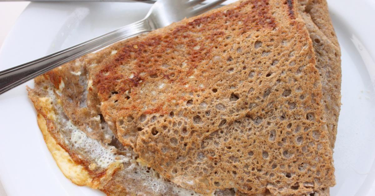 Recette Pâte à Crêpes Au Sarrasin Blé Noir En Vidéo Recette Crepe Sarrasin Sarrasin Recette Pate A Crepe