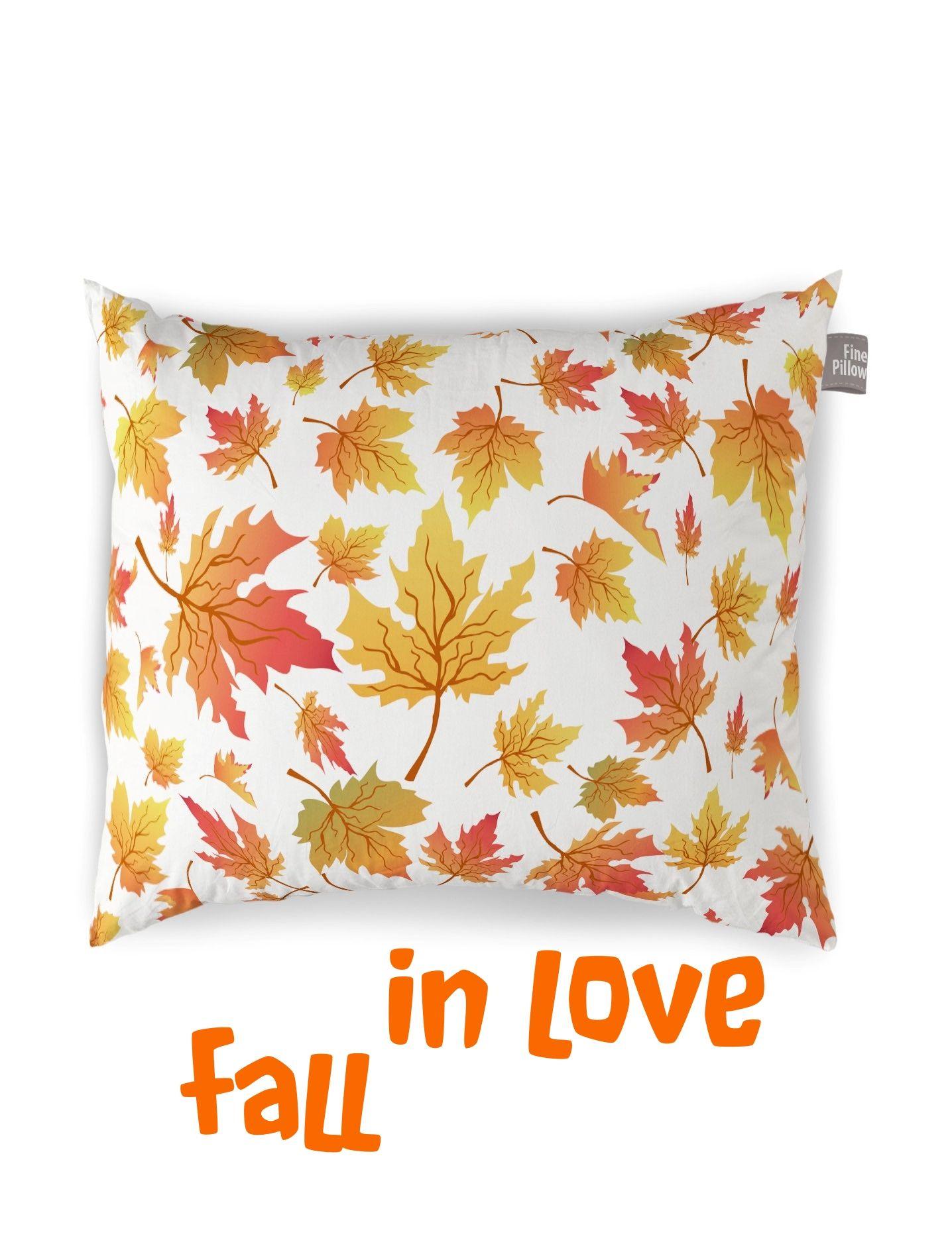 Fall in love. A joyful and sweet fall.