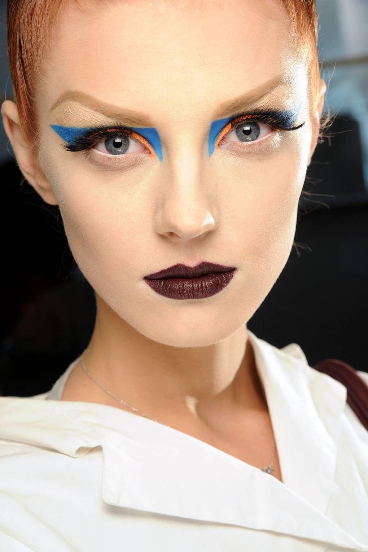 Jessica Stam by Liz Collins | Jessica stam, Makeup