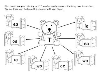 Black and White Articulation Activities for /t/, /d/, /n