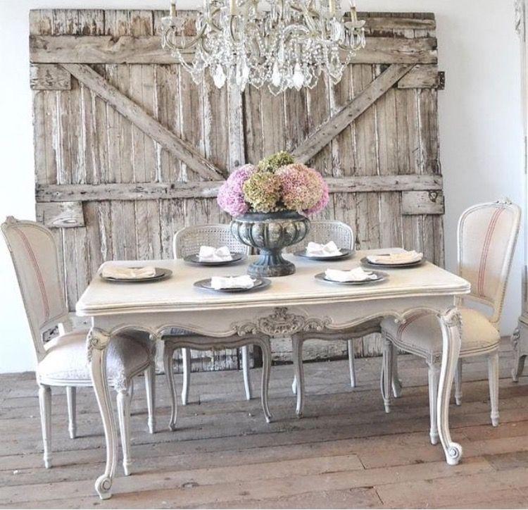 My dream dinet if i wanted rectangulari want round ! home
