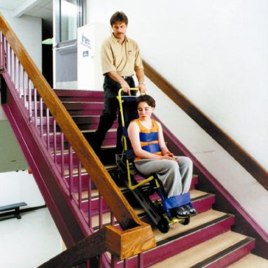 Evacuation Chair For Stairs Portable Wheelchair Lift