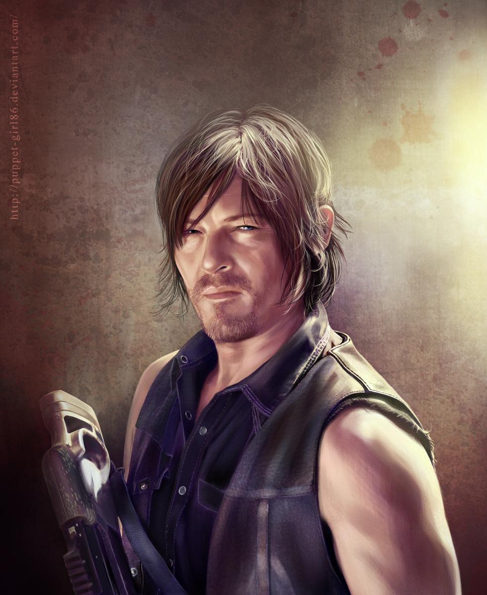 Daryl Dixon Daryl Dixon Daryl The Walking Dead