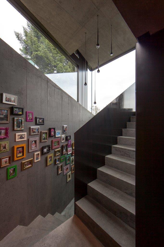 Haus Einrichten Wohnkonzept Sichtbeton. 14 besten stadthaus bilder ...