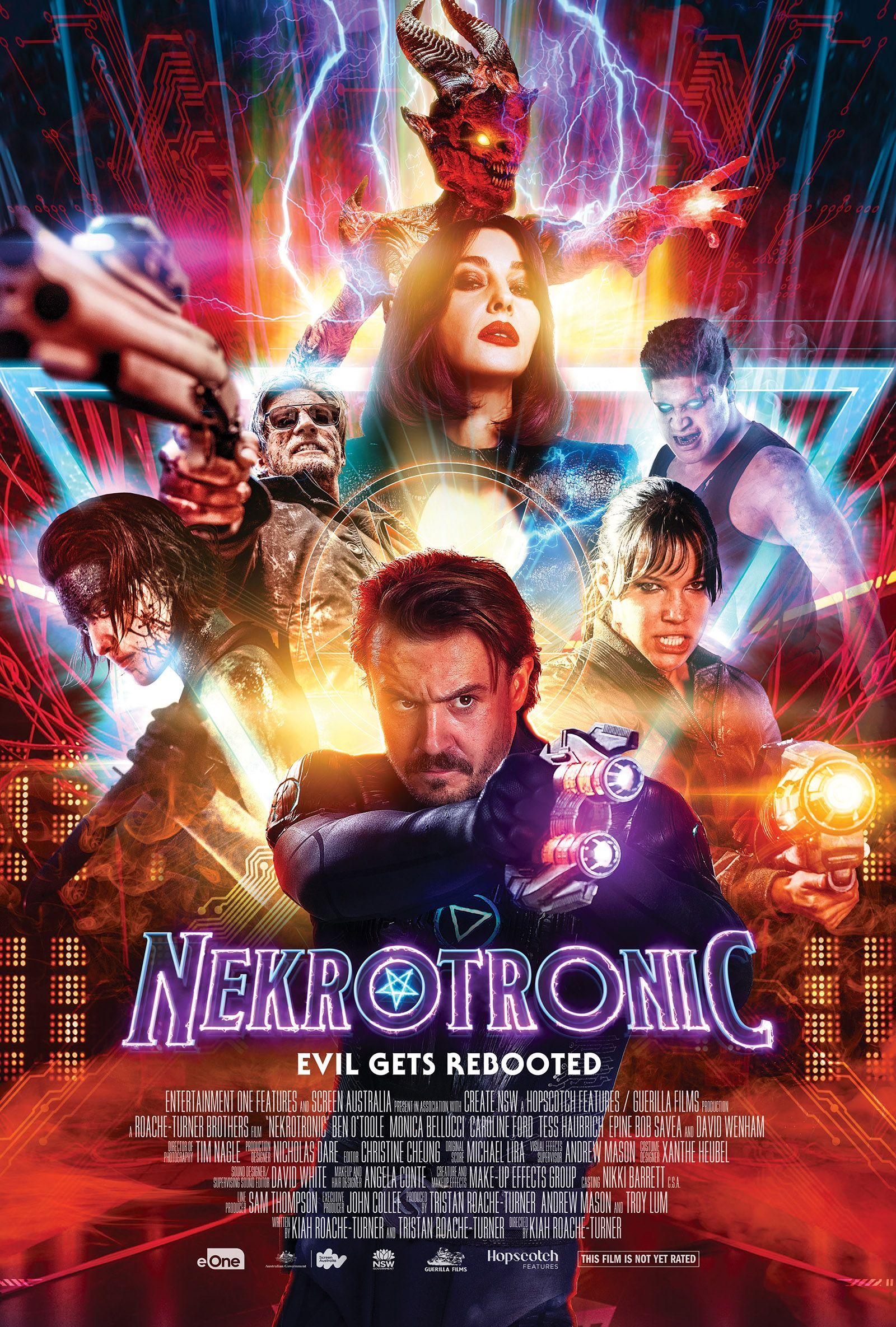 Nekrotronic Filme Deutsch Filme Ganze Filme