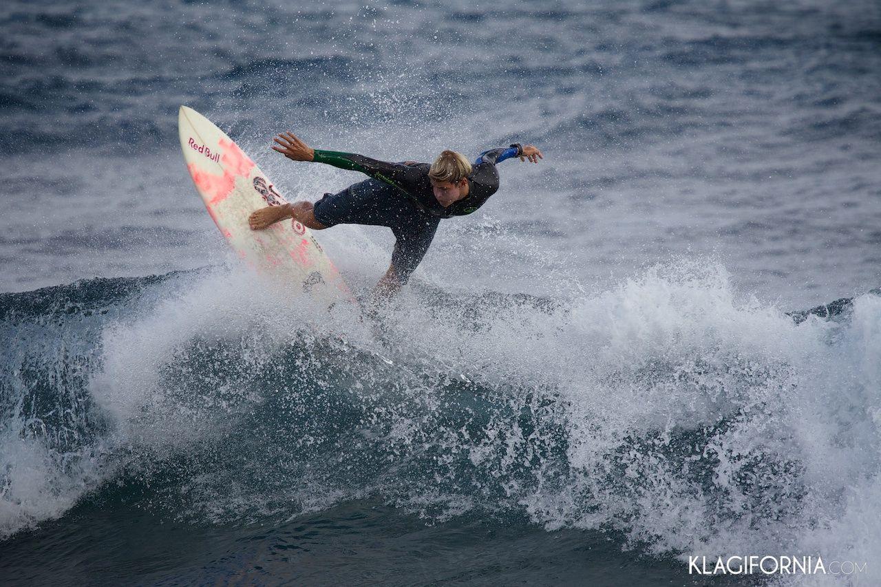 Surfing Sandy