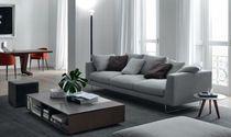 Contemporary sofa / fabric / 3-seater