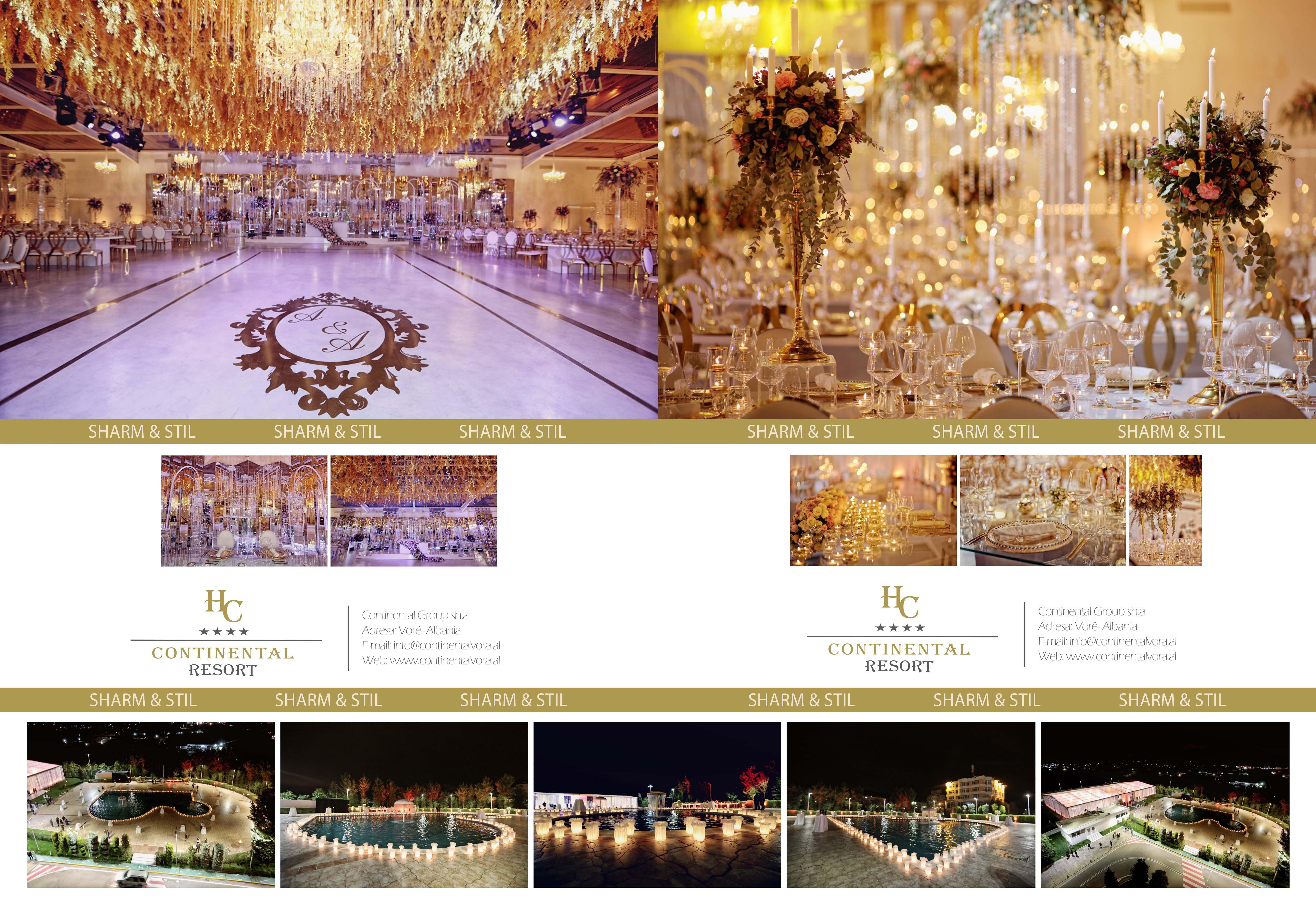 Wedding decorations and ideas december 2018 Ti Sposi