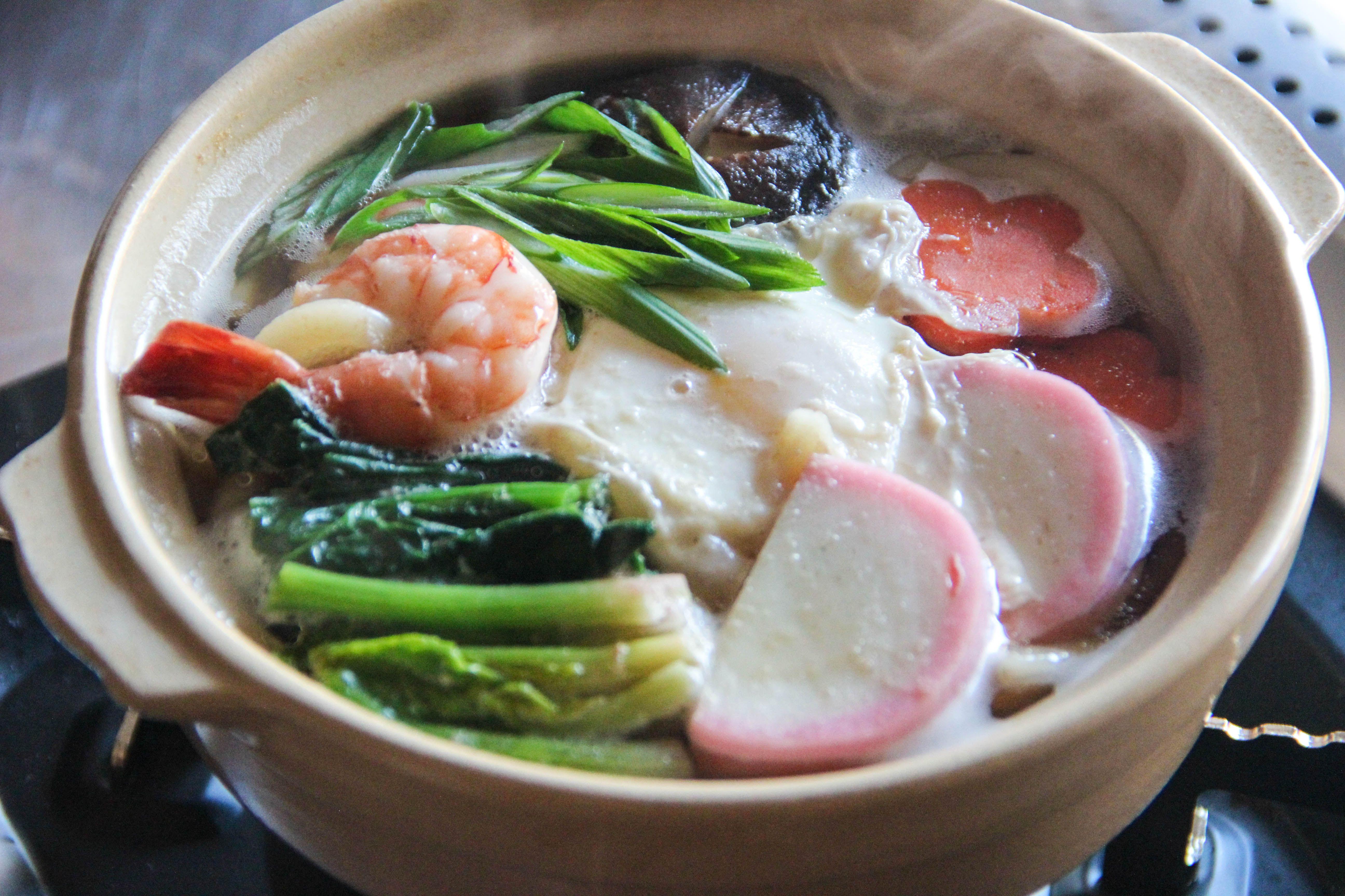 Nabeyaki Udon Recipe
