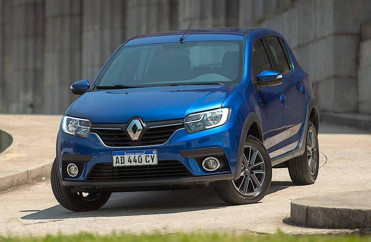 Renault Sandero 2020 En Argentina Precios Equipamiento Y Versiones Chevrolet Trailblazer Volkswagen Vento Volkswagen Up