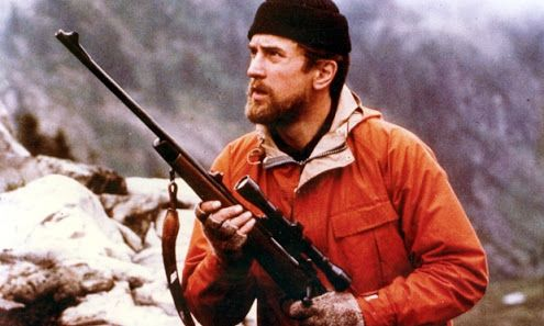 Deer Hunter Beard Google Search Beardspiration Pinterest - Replacing guns in famous movie scenes with selfie sticks is way better than youd imagine