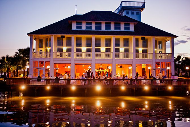 Mansion By The Sea Aransas Pass Texas Wedding Venue On