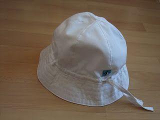Hut aus Herrenhemden / Hat made from mens shirts / Upcycling . . . . . der Blog für den Gentleman - www.thegentlemanclub.de/blog