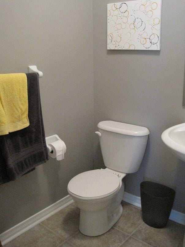 Valspar rocky bluffs paint color pinterest house for Valspar bathroom colors