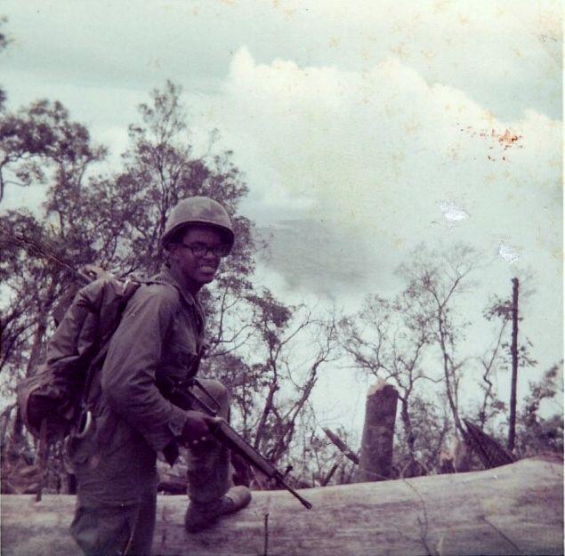 Soldier of the 327th Infantry Regiment, 101st Airborne Division ~ Vietnam War