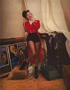 Vintage Zirkusdirektor Kostüm selber machen | maskerix.de