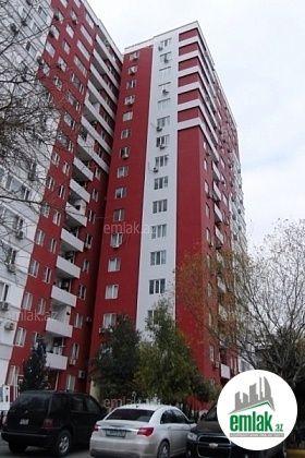 Satilir 2 Otaqli 76 M2 Yeni Tikili 7 Mkr M əliyev 35 Unvaninda Building 35th Multi Story Building