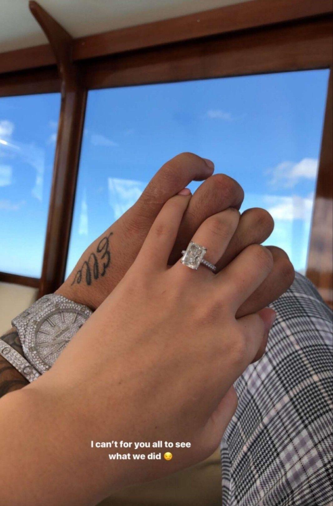 Ace Family Ring : family, Irada, Subedi, Family, Austin, Catherine,, Family,, Future, Engagement, Rings