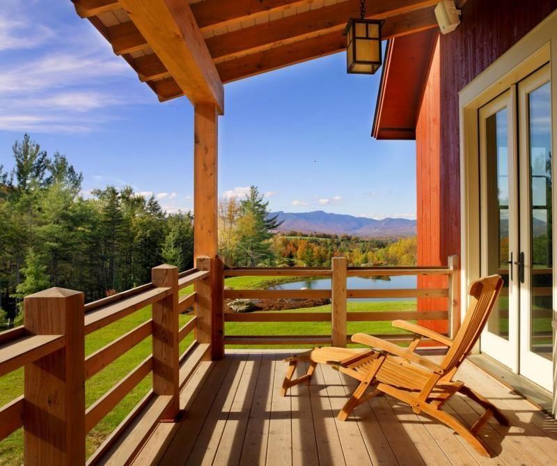 Decoracion de terrazas u2013 ideas con elementos de madera jardines - terrazas en madera