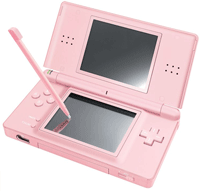 Google Image Result For Http Topchristmastoys2008 Xmas Place Com Images Pink Nintendo Ds Lite1 Png Nintendo Ds Lite Cool Things To Buy Nintendo Ds