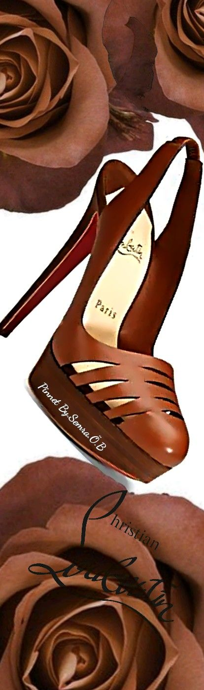 SEMRA Ö.B CHRİSTİAN LOUBOUTİN   Christian louboutin, Shoe