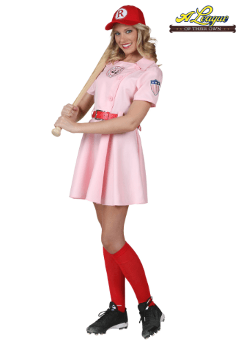 there will be no crying in baseball or on halloween when you wear