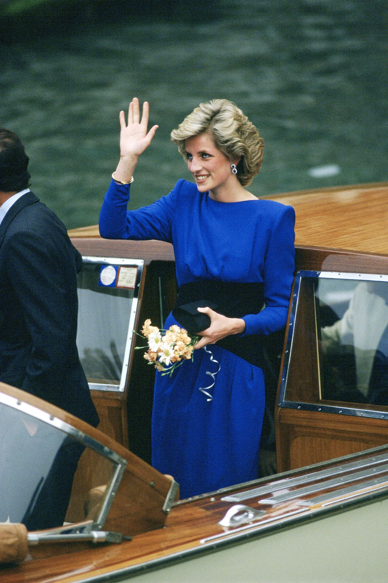 A Look Back At Princess Diana's Travels Around The World The People's Princess made an impact across the globe. #princessdiana
