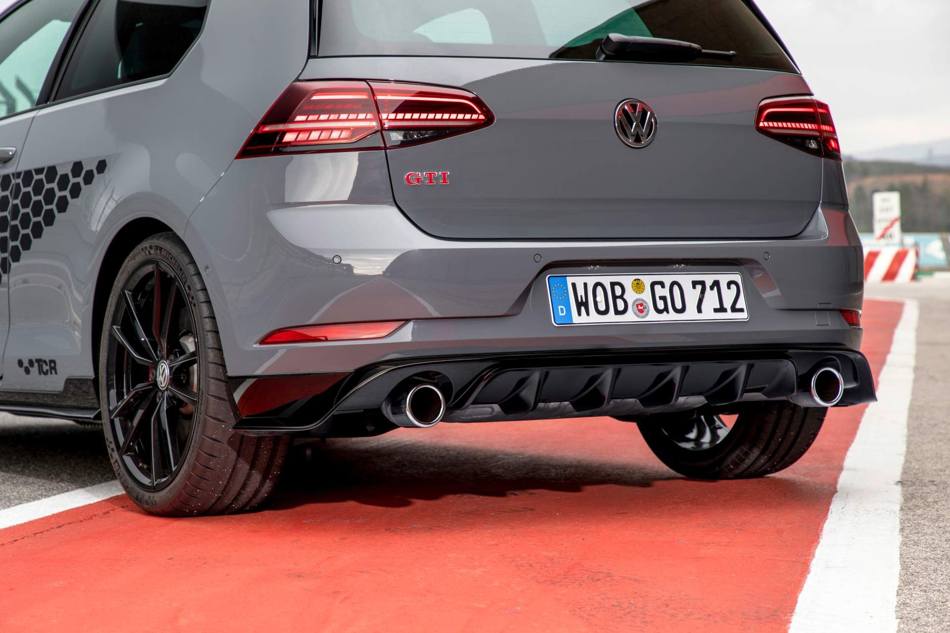 Vw Golf Gti Tcr Car Golf Gti Volkswagen Golf Gti Gti