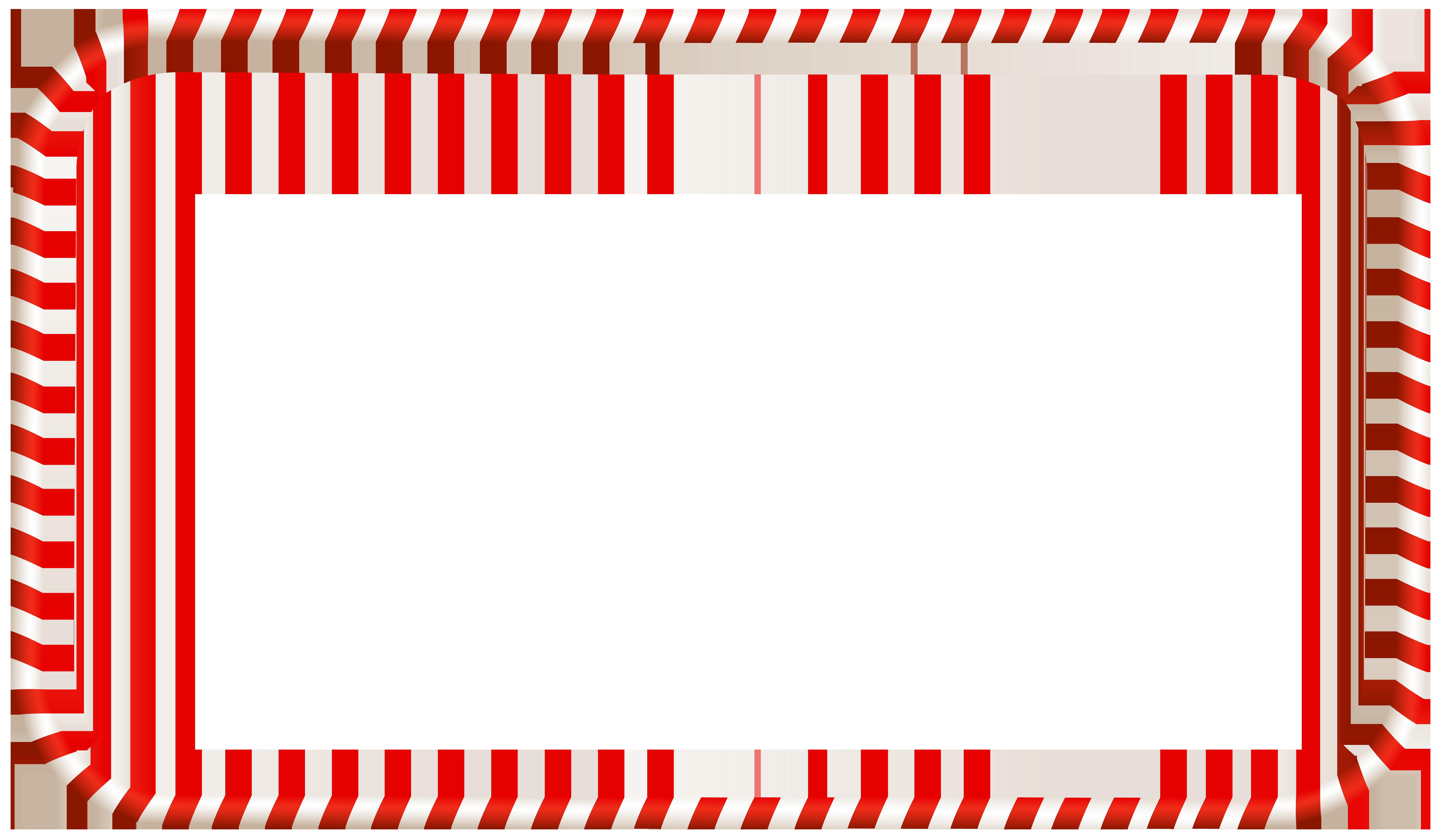 Christmas Candy Frame Transparent Png Clip Art Candy Cane Christmas Frame Clipart Christmas Candy