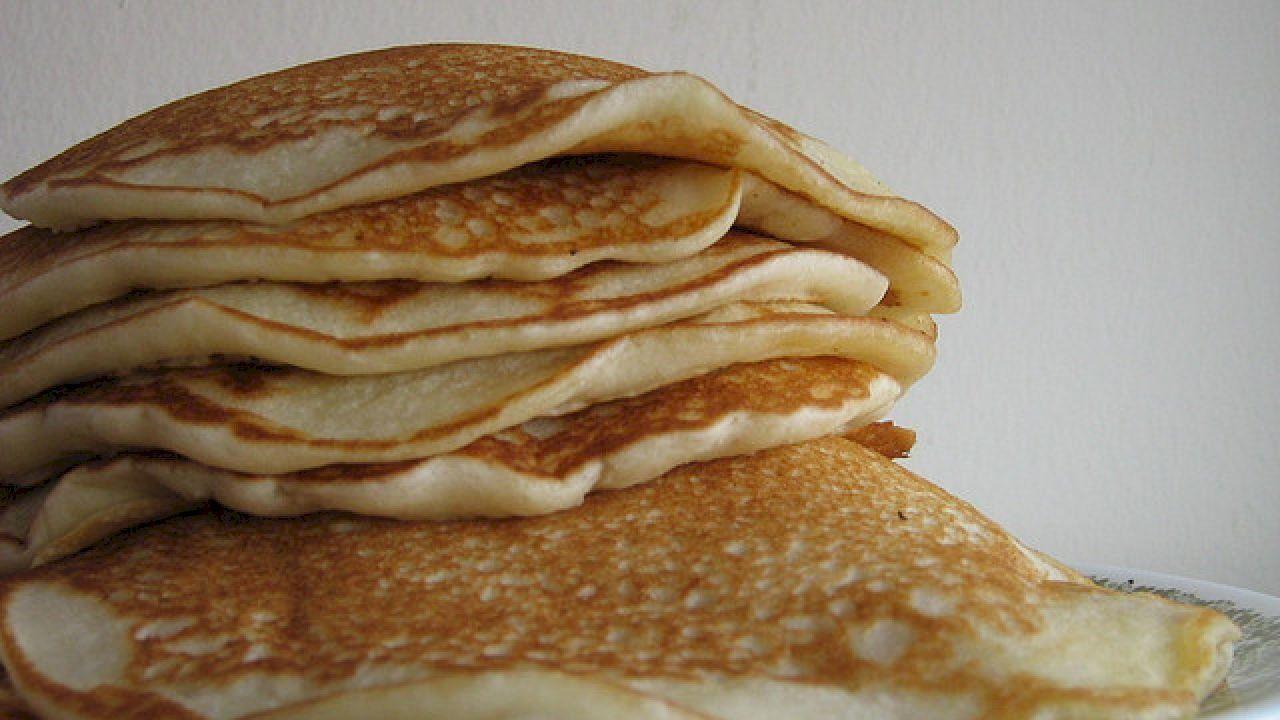 طريقة عجينة البان كيك Recipes Breakfast Brunch Griddle Cakes