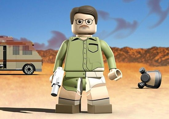 LEGO Breaking Bad Video Game by Brian Anderson | Brian anderson ...