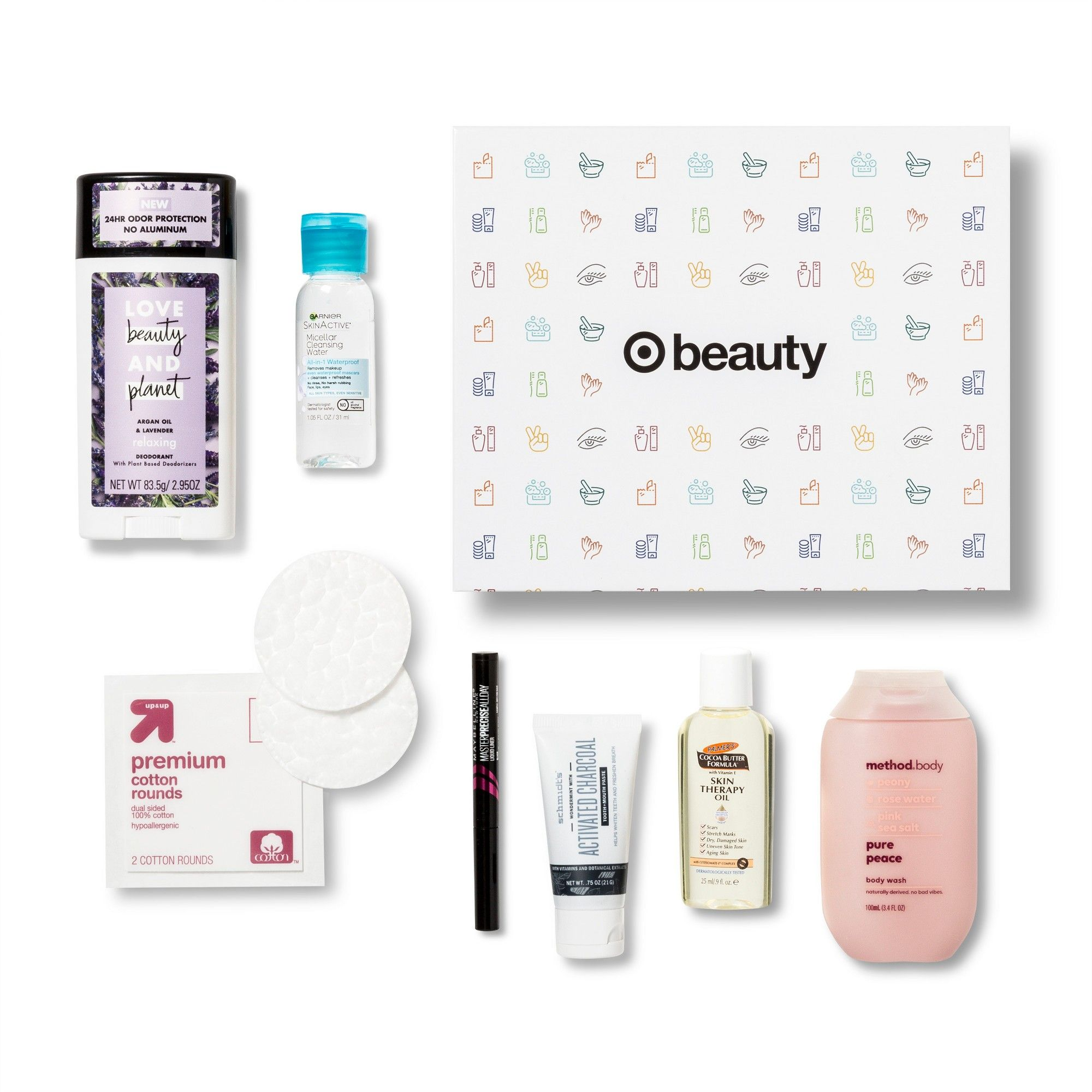 Target Beauty Box January Skincare Multi Colored With Images