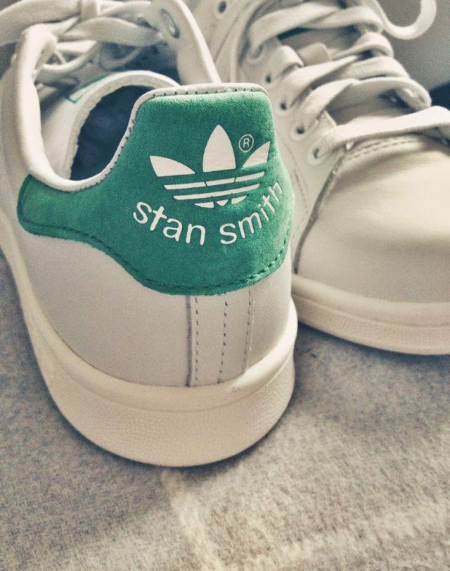 adidas stan smith homme vert
