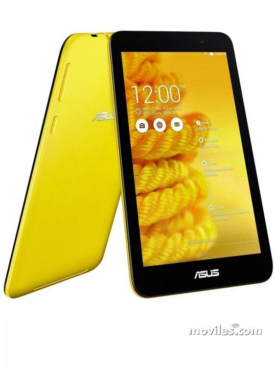 Tablet Asus Memo Pad 7 ME176C (Memo Pad 7 ME176C) Compara ahora:  características completas y 3 fotografías. En España el Tablet Memo Pad 7 ME176C de Asus está disponible con 0 operadores: