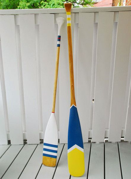 Craft Projects For Boat Oars