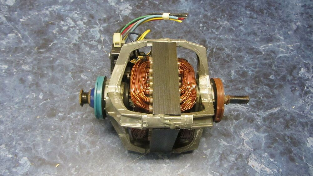 Details about maytag dryer motor part 6 3713020 maytag