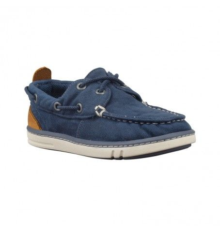 446cded88ae Timberland 1172A - Hookset Handcrafted Boat Oxford Enfant Chaussure  Timberland